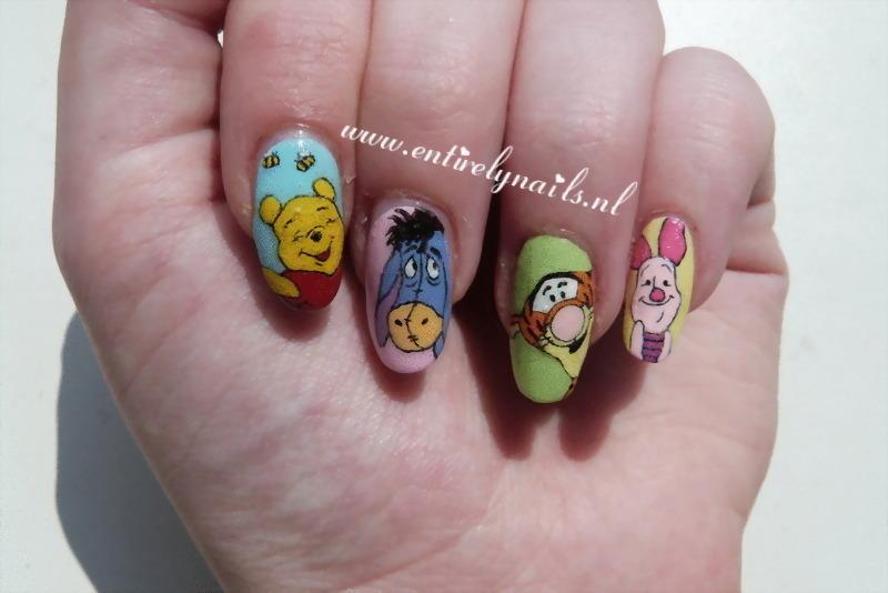 Winnie The Pooh And Friends Maaike